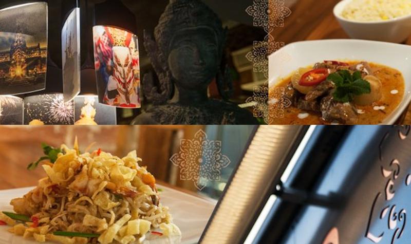 Thai Restaurant Old Town Stevenage