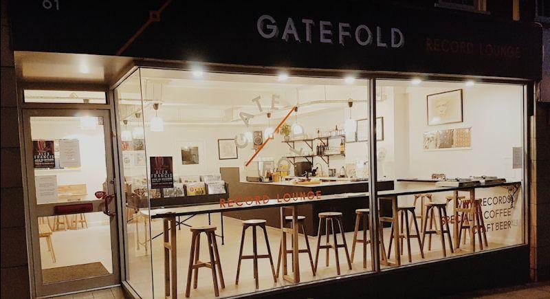 gatefold
