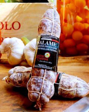 Salami Fassone Piedmontese