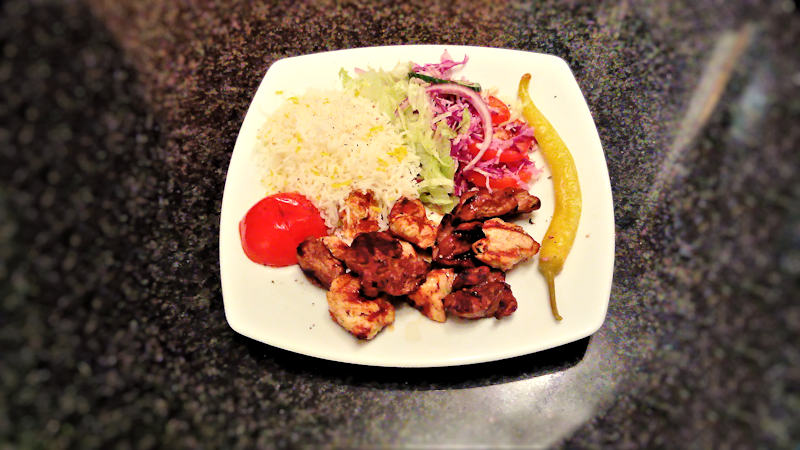 image of Pardis Meal's Chelo Qafqazi mixed Kebab